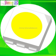 High Lumen Pure White 22-24lm 0.2W PLCC-6 Epsitar/Sanan Chip Specifications 5050 SMD LED WW NW