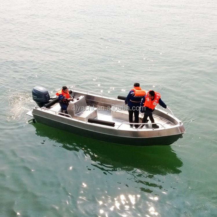 Aurora 600 aluminium fast fishing boat buy fishing boat for Fast fishing boats