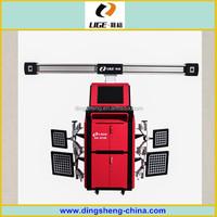 Higher accuracy 3D Wheel alignment machine for auto repair machines