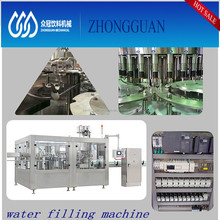 High Quality Water Washing Filling Capping 3 in 1 Machine