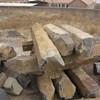 cheap rusty garden landscaping pillar from China