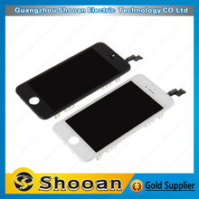 low price display and touch screen digitize for iphone 5s