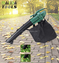 Garden Leaf Blower electric leaf blower portable leaf blower with one speed and variable speed