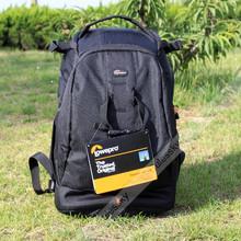 Lowepro Flipside 400 AW DSLR Camera Photo Bag Backpack & Weather Cover (Black)