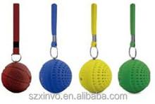 Basketball & Golf shape bluetooth speaker with bass sound