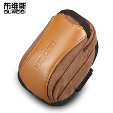 BUWEISI Running Jogging Portable Wrist Pouch Mobile Arm Band Bag for iphone
