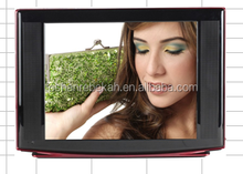 Rebekah hot selling 14 inch CRT TV/best price for color TV/ Television in India/ 14T8