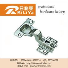 Self-closing hinge,135 degree concealed hinge,types of furniture hinge