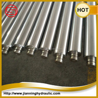 SAE 1045 95mm Quenched hard chrome plated steel bar / Chrome Plated Round piston rod