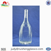 Best-selling crystal clear airtight glass bottle