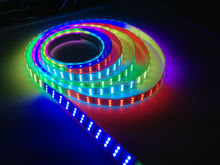 high brightness waterproof strip 144 leds/m TM1812 one IC four pixel