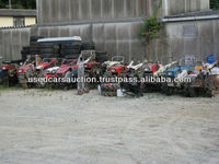 Used Hand Farm Tractor in Japan