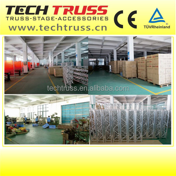 Truss Lifting Tower , Winch Stands lifting tower