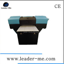 2015 new product flatbed uv printer with best quality in China