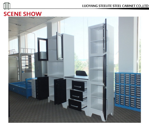 Exceptionnel Cheap Pantry Cabinets For Kitchen With Cheap Stainless Steel Kitchen Pantry  Cabinets/aluminium Kitchen With