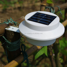 Outdoor led solar fence light garden solar light