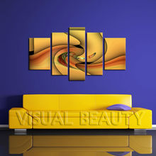 China Group Abstract Art Painting For Home Deco
