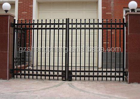 Modern Front Door Designs Wrought Iron Gate Front Gate