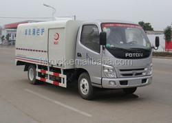 Foton Guardrail cleaning truck