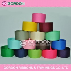 Elastic grosgrain fabric/new design quick dry grosgrain fabric/grosgrain ribbon for sale