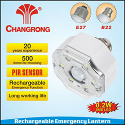 High quality Rechargeable bulb E27 LED bulb Emergency