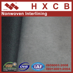 Fusible Nonwoven Waterpoof Stitch Bonded Interlining Fabric(6010WG)