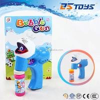 Hottest Sale Summer Toy/Cat Shape Bubble Gun Kids Toy Bubble Gun