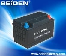 JIS Dry Charge Car Battery