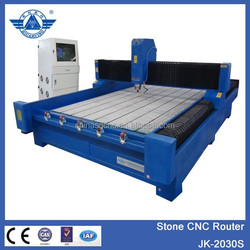 High Efficiency and Low cost JK-2030 CNC Router machine, Stone Engraving machine, different colors cnc machine for sale