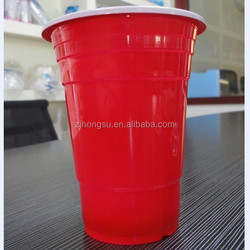 Disposable Colored Eco-friendly Plastic Cup Made In China