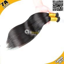 grade 7a color 1b virgin indian hair bulk straight human hair bulk