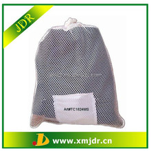 Wholesale Custom Drawstring Mesh Laundry Bag