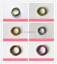 2015 Hot Sale Home Decors with YiBo 312 series 42mm Inner Diameter ABS Plastic Curtain Eyelet