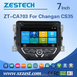 car radio with sim card for Changan CS35 car dvd player multimedia