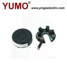 YUMO (IHU5208) UVW ID 8 mini line driver hollow disks optical rotary encoder price custom encoder discs