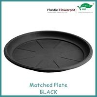 3''-18'' (9cm-45cm) flower pot plate, plastic plate