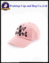 Cute baby and kids curved bill snapback hats,curve brim snapback cap and hat