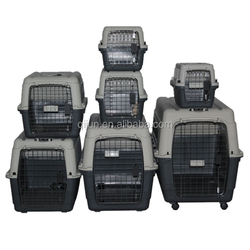 High quality large pet travel crate x large dog crate