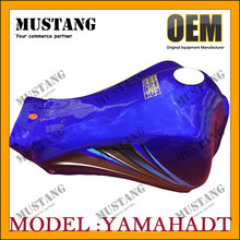Best Choice High Quality Aluminum Motorcycle Fuel Tank with Side Covers For Yamaha