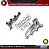 12Mm thickness of flanges car exhaust manifold catalytic converter