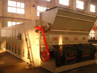 Coal fired DZL Boiler Furnace with Chain grate stoker