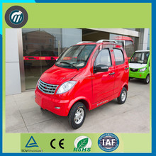 Cheap Chinese smart 2 seat electric car / ae automobile with Air Condition