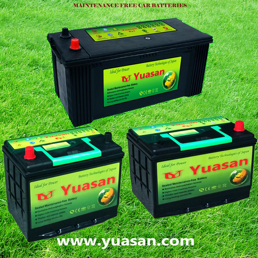 meilleur yuasan usine 12v80ah sans entretien automobile batterie de calcium mf 95d31l batterie. Black Bedroom Furniture Sets. Home Design Ideas