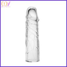 Factory price High quality adult sex condom,penis sleeve with dragon scale