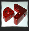 Modern hot sale motorcycle accessory aluminum parts