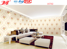 Decoration wallpaper wallcovering in low price but good quality