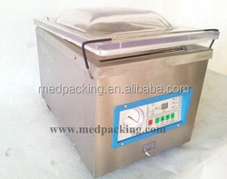 260mm Vacuum Sealing Machine for food or tea or Medicine Meat Vaccum Packing Machine