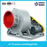 factory exhaust fan 4-72 made in China