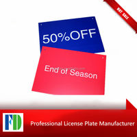 price-off promotions types of advertising boards