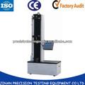 De un solo brazo electrónico máquina universal de ensayos para el caucho, de plástico, la industria textil, cable